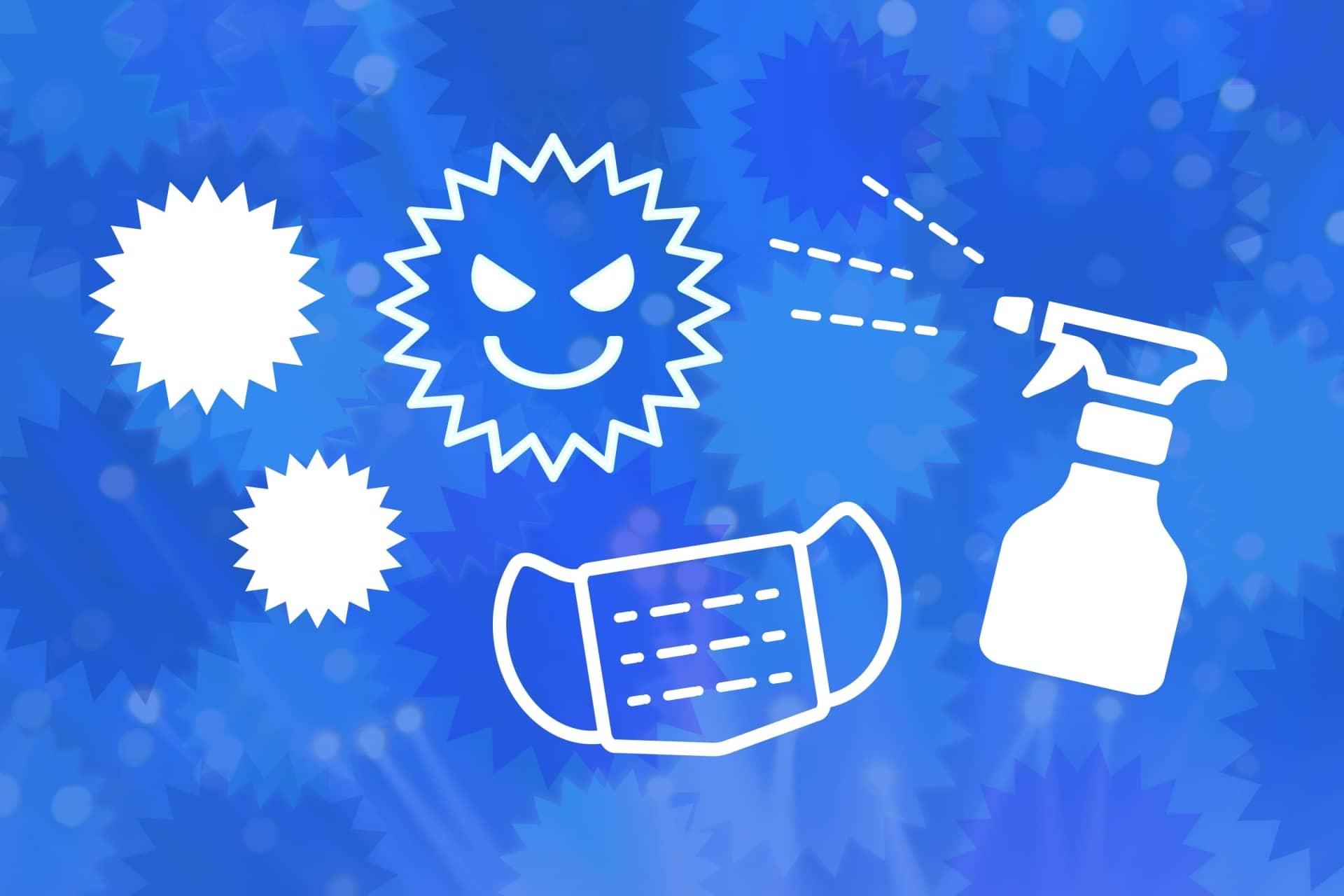 企業が取るべき新型コロナウイルス対策を再確認!感染拡大から従業員を守る