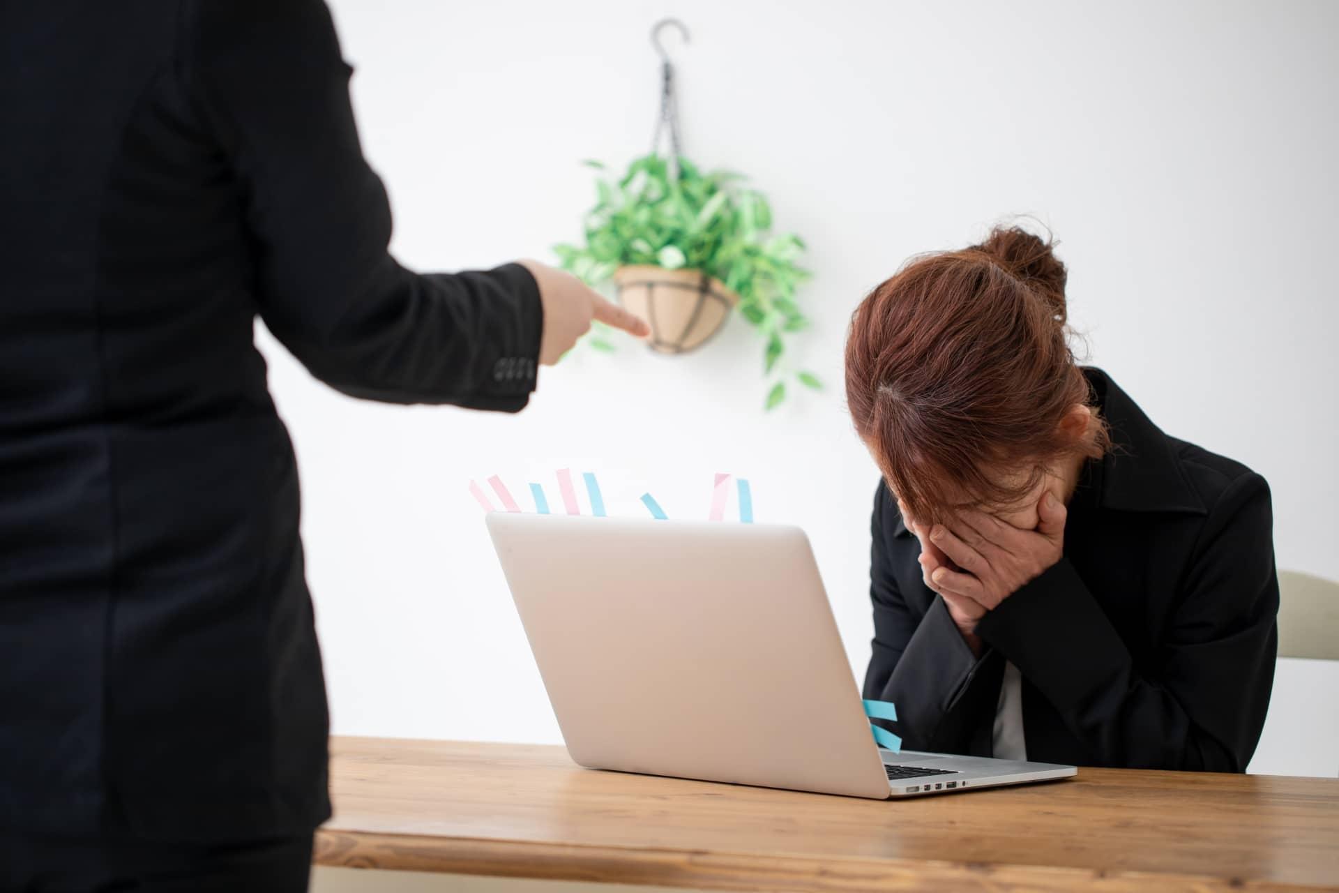 【パワハラ防止法】中小企業も対策が義務化!必要な措置の内容や罰則について解説